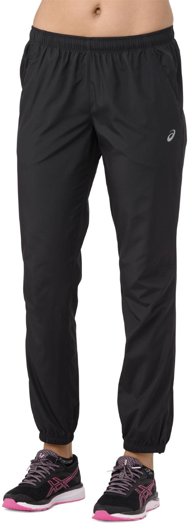 Asics Silver Woven Pant L