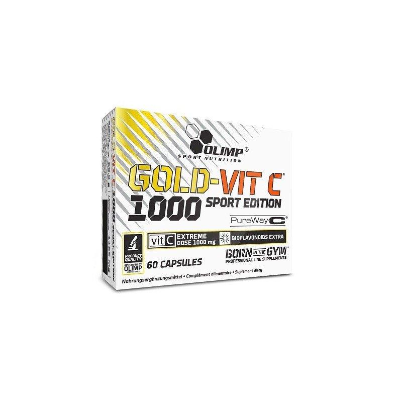 Olimp Gold - Vit C™ 1000 Sport Edition, 60 kapslí