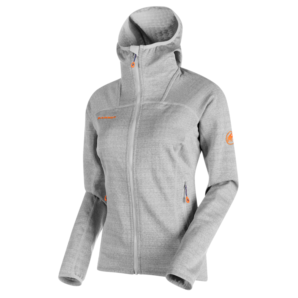 f42d87077425d Mammut Eiswand Guide ML Hooded Jacket Women 00103 marble S