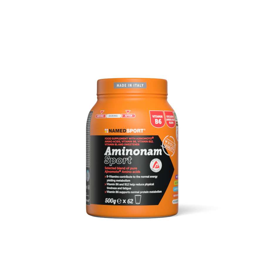 NAMEDSPORT AMINONAM SPORT, aminokyseliny, 500 g
