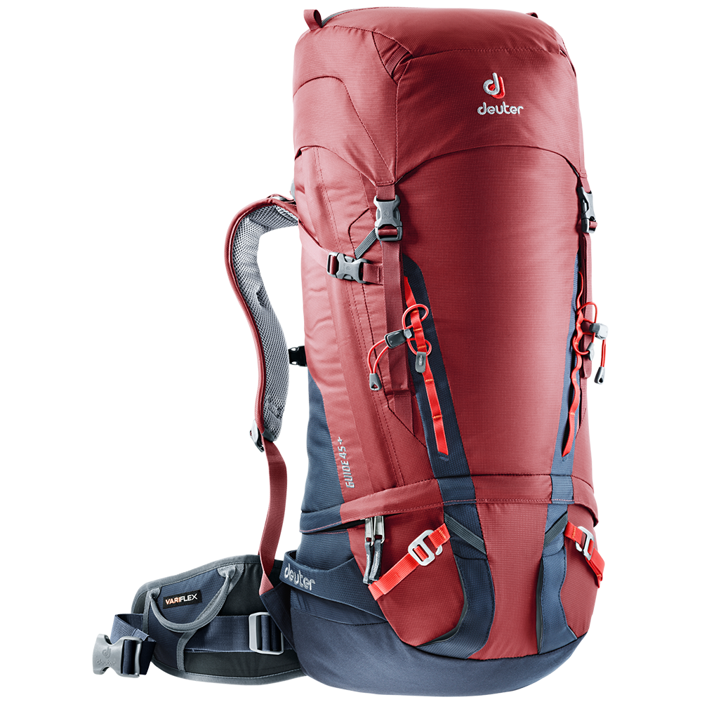 Deuter Guide 45+ (3361317) Cranberry-navy
