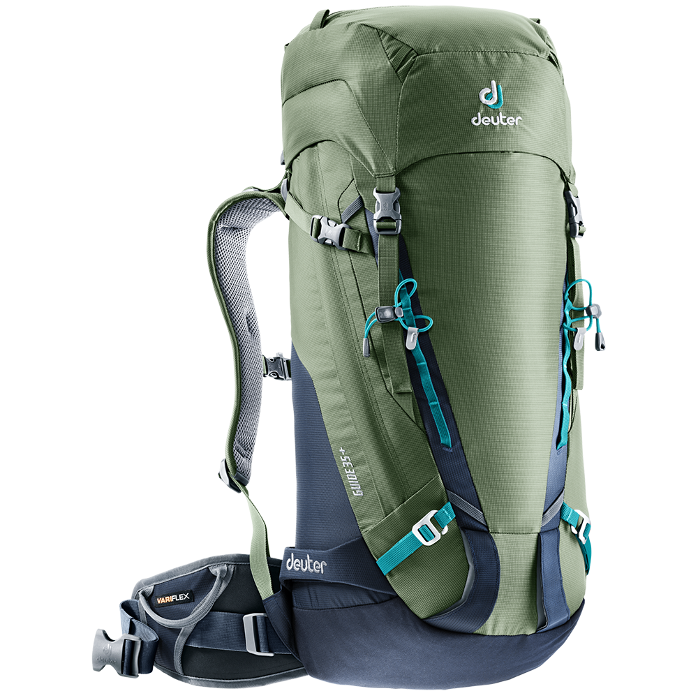 Deuter Guide 35+ Khaki-navy