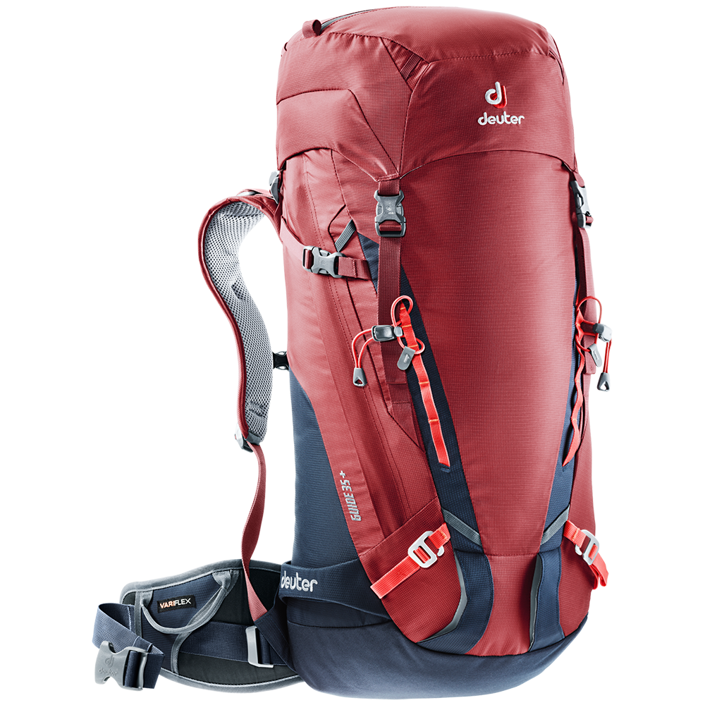 Deuter Guide 35+ Cranberry-navy