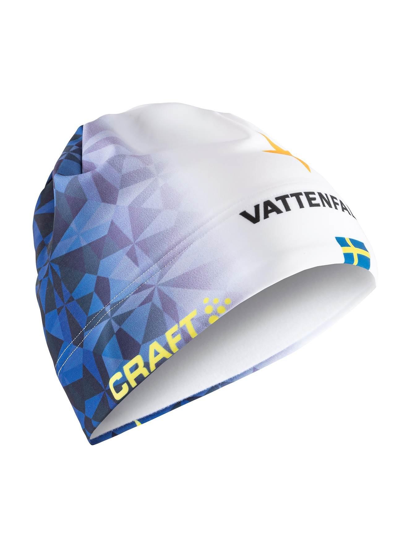 Craft Čiapky Ski Team Thermal modrá