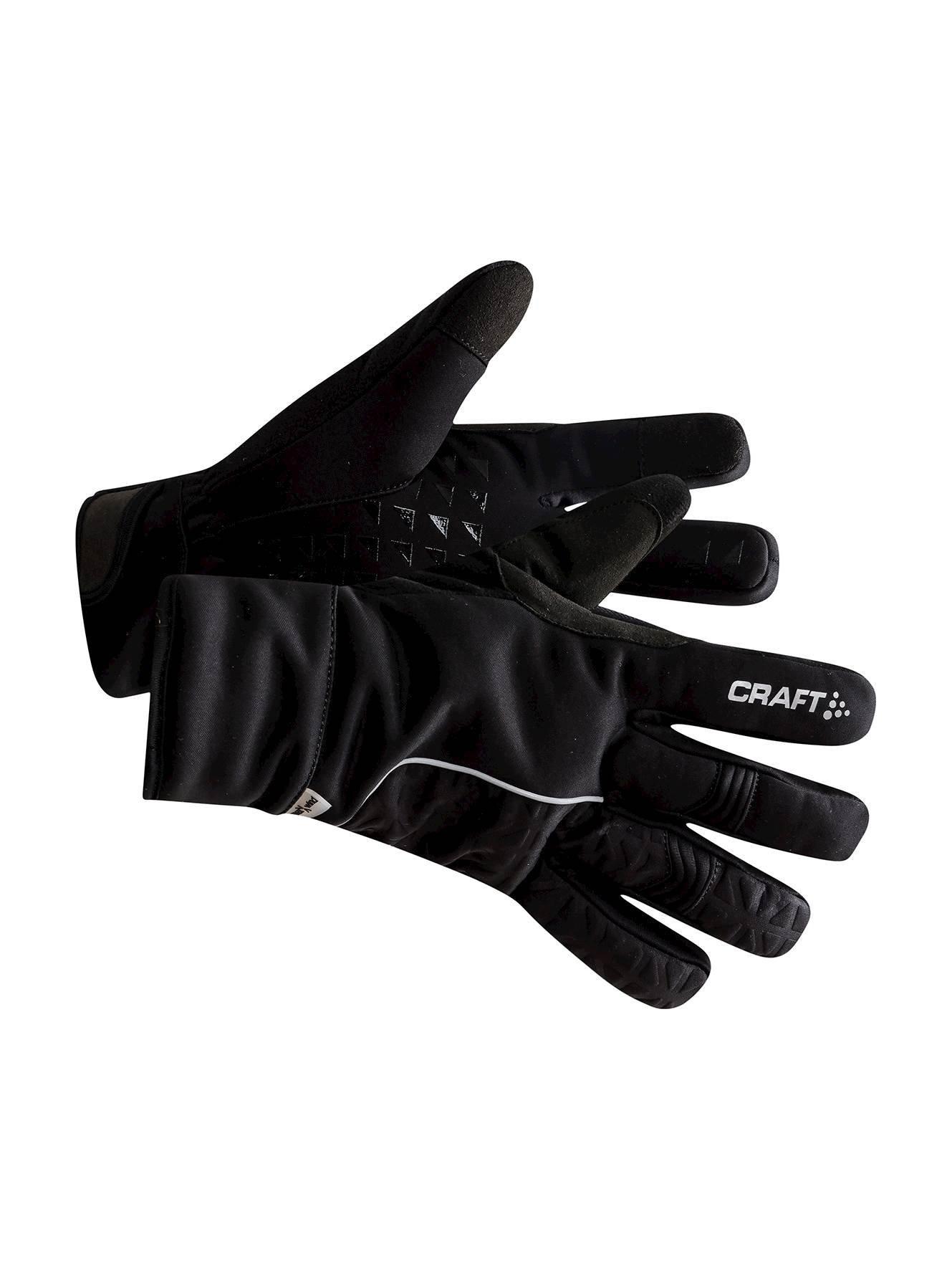 34d9f5c023 Craft Cyklorukavice Siberian 2.0 černá XS