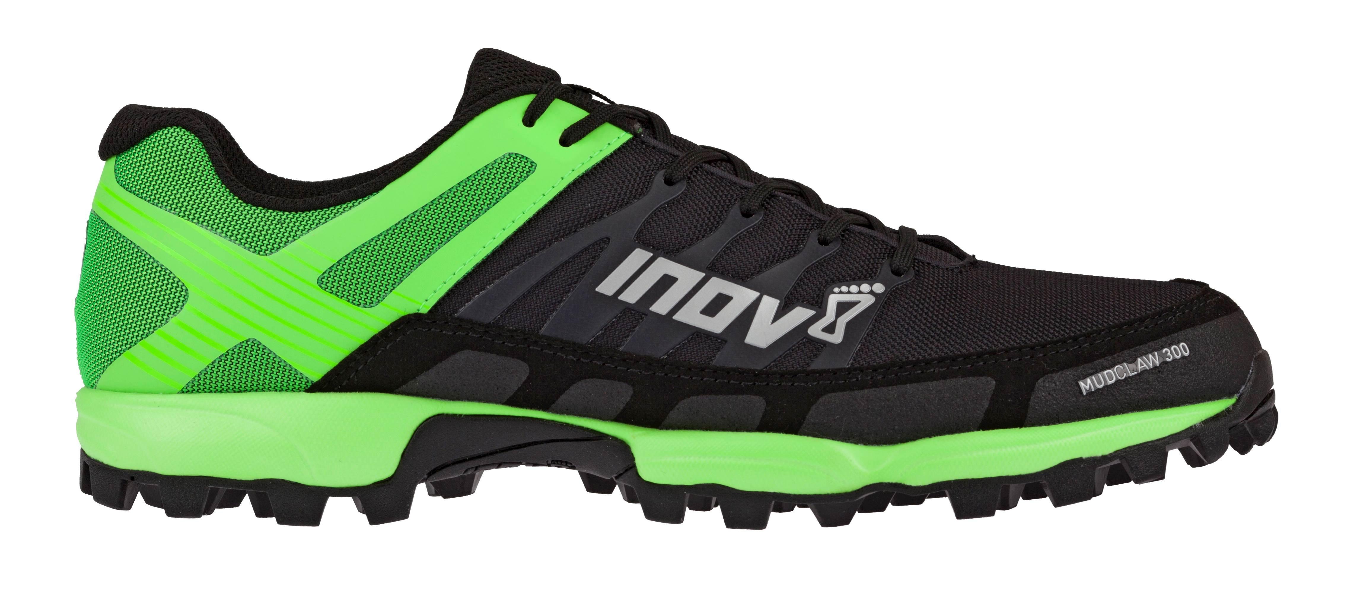 Inov-8 MUDCLAW 300 (P) black/green Default 42