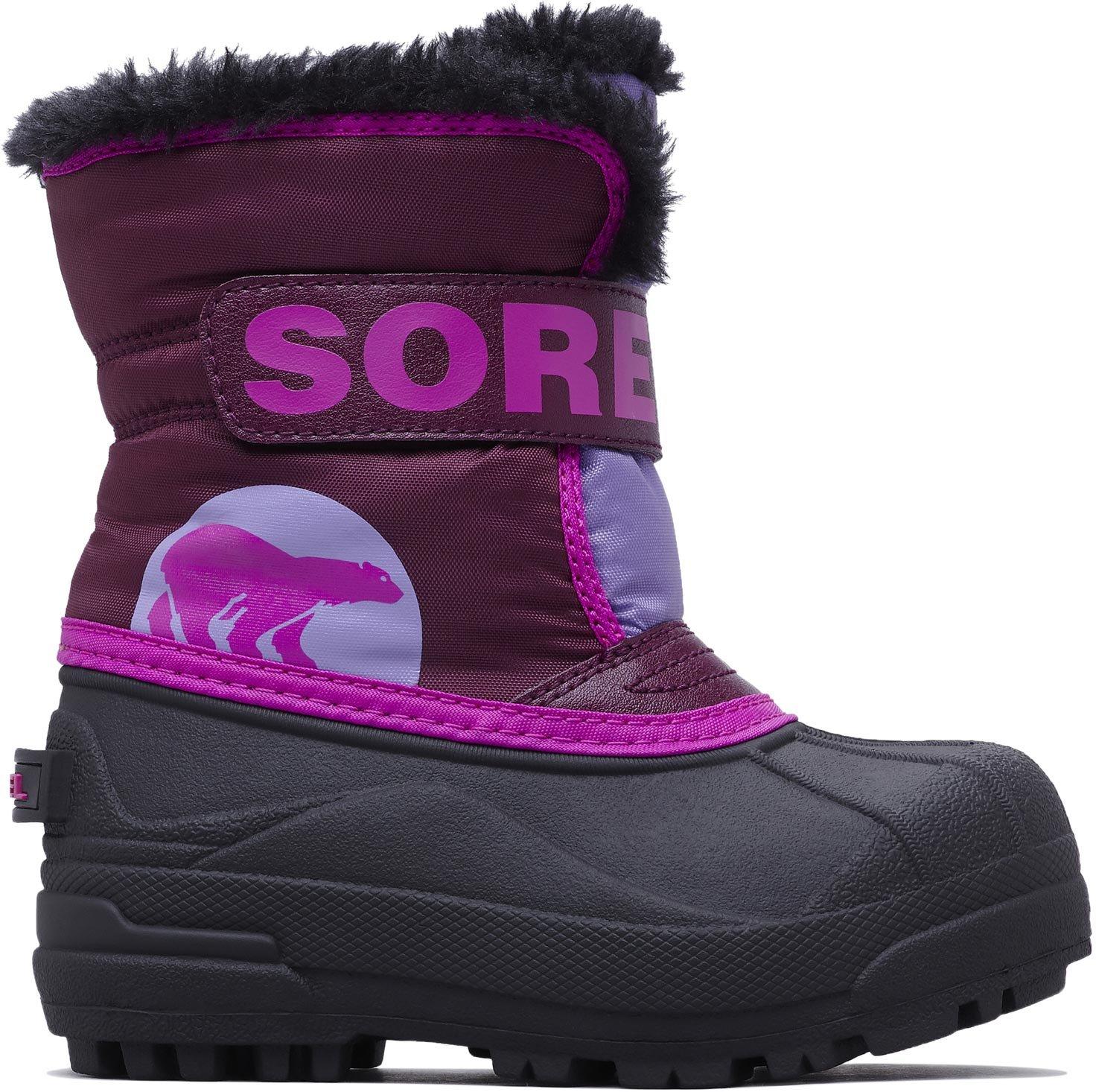 Dětská zimní obuv. 911 Kč · Více informací · Sorel Childrens Snow Commander  25 a61cfbe389