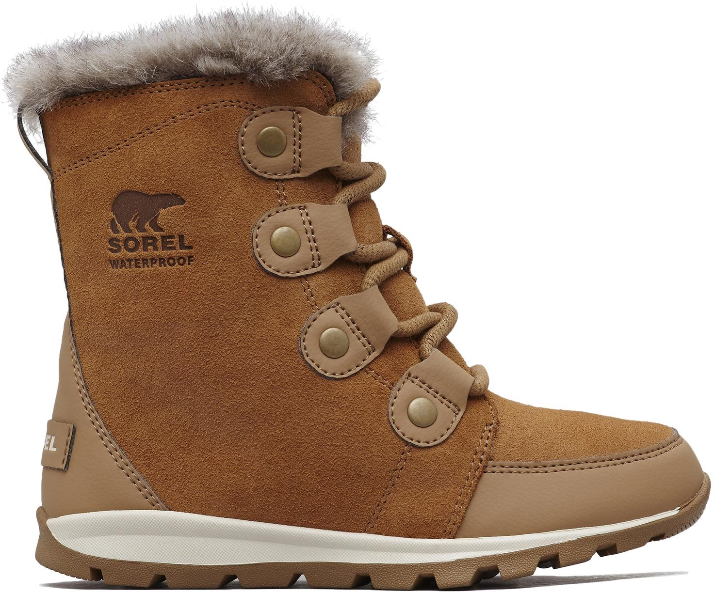 Sorel Youth Whitney Suede 32 6147d2bd3e