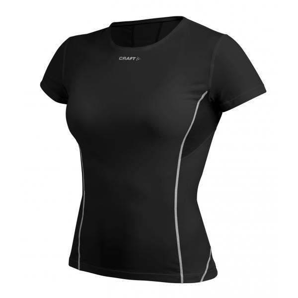 Craft W Tričko Cool čierna XL
