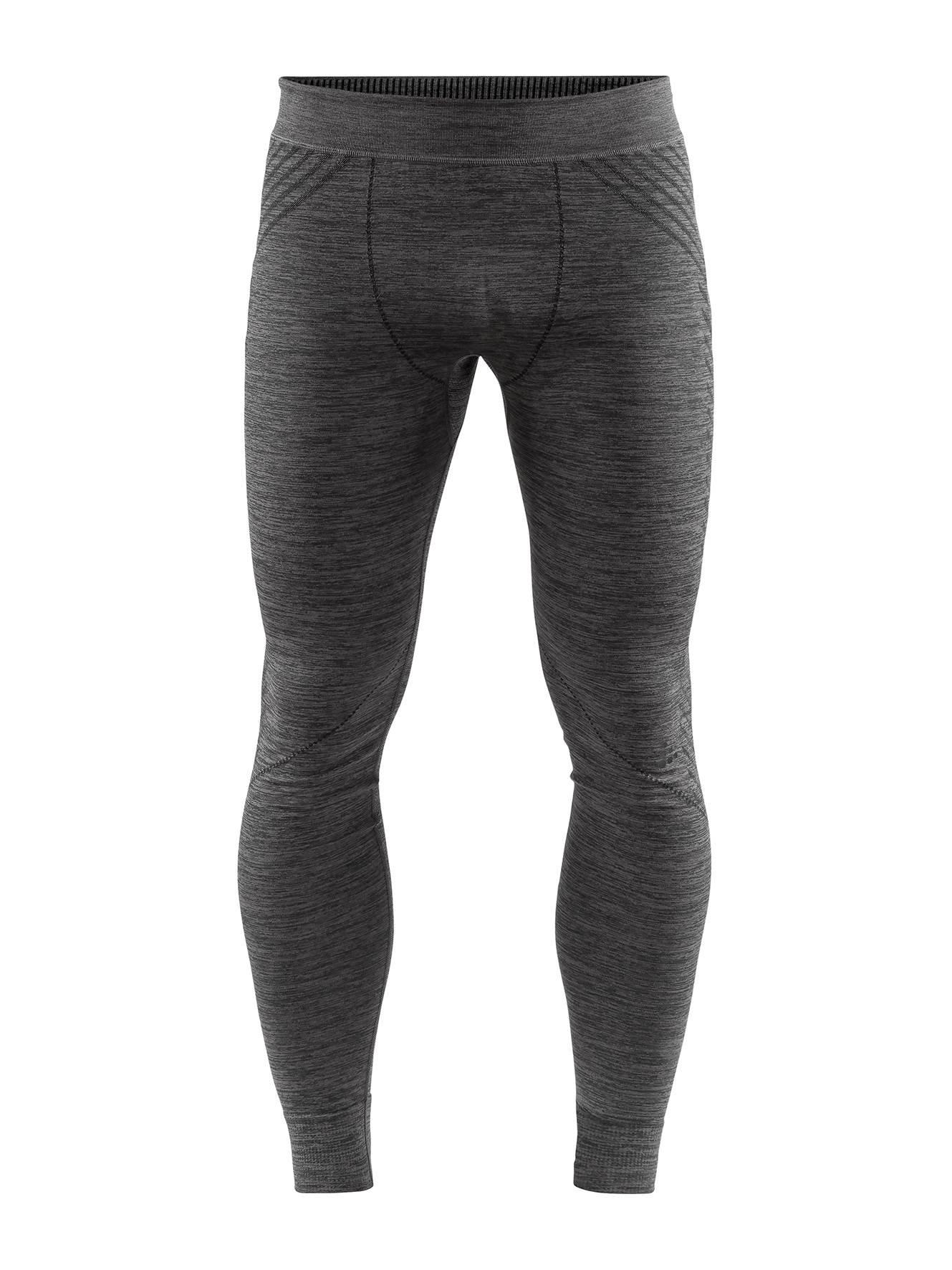 Craft Spodky Fuseknit Comfort tmavo šedá XL