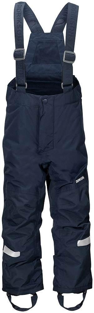Didriksons Kalhoty IDRE dětské tmavě modrá 110