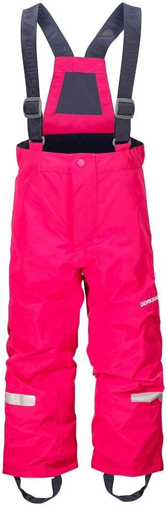 Didriksons Kalhoty IDRE dětské růžová 110