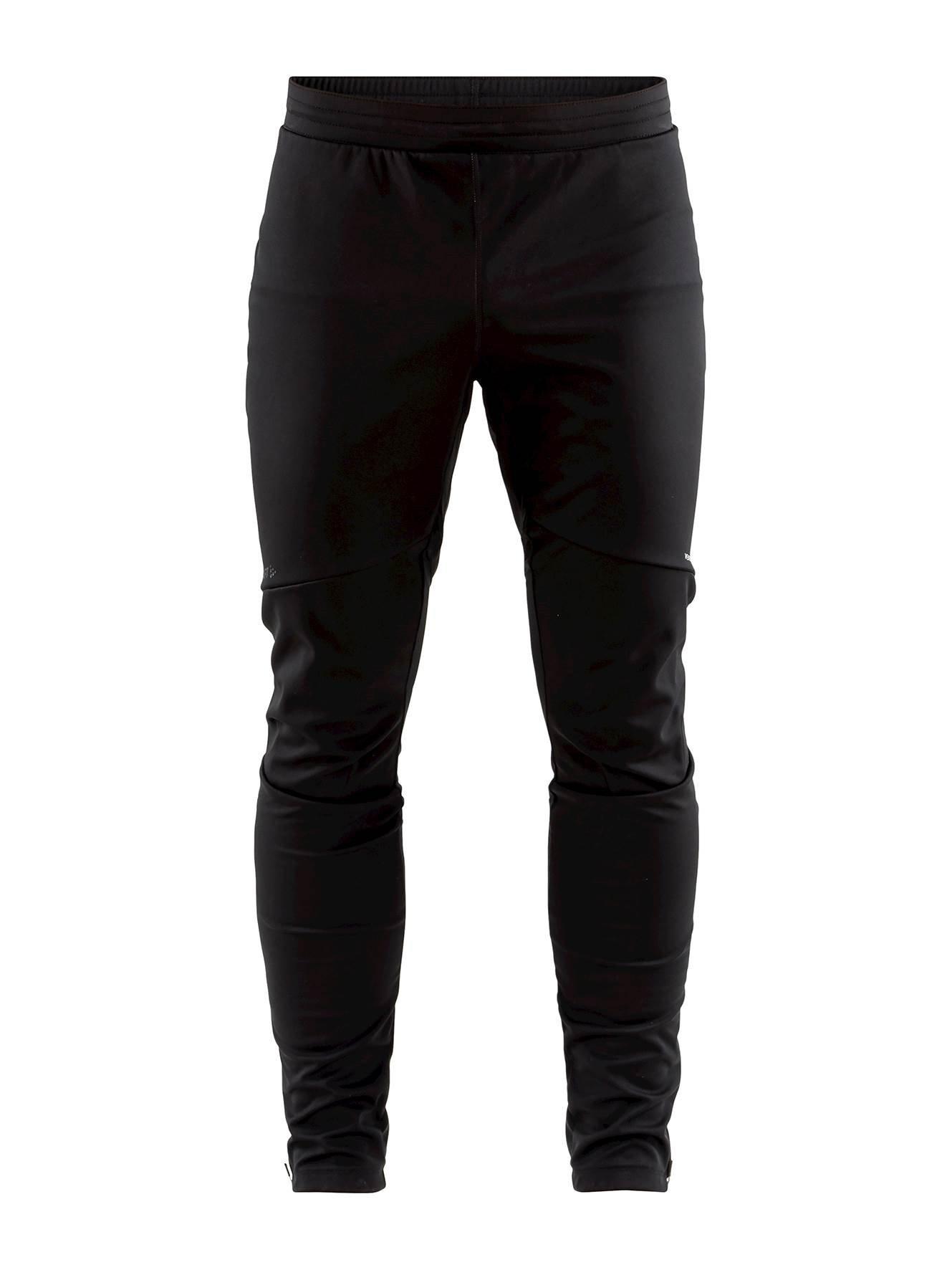 Craft Nohavice Glide čierna XL