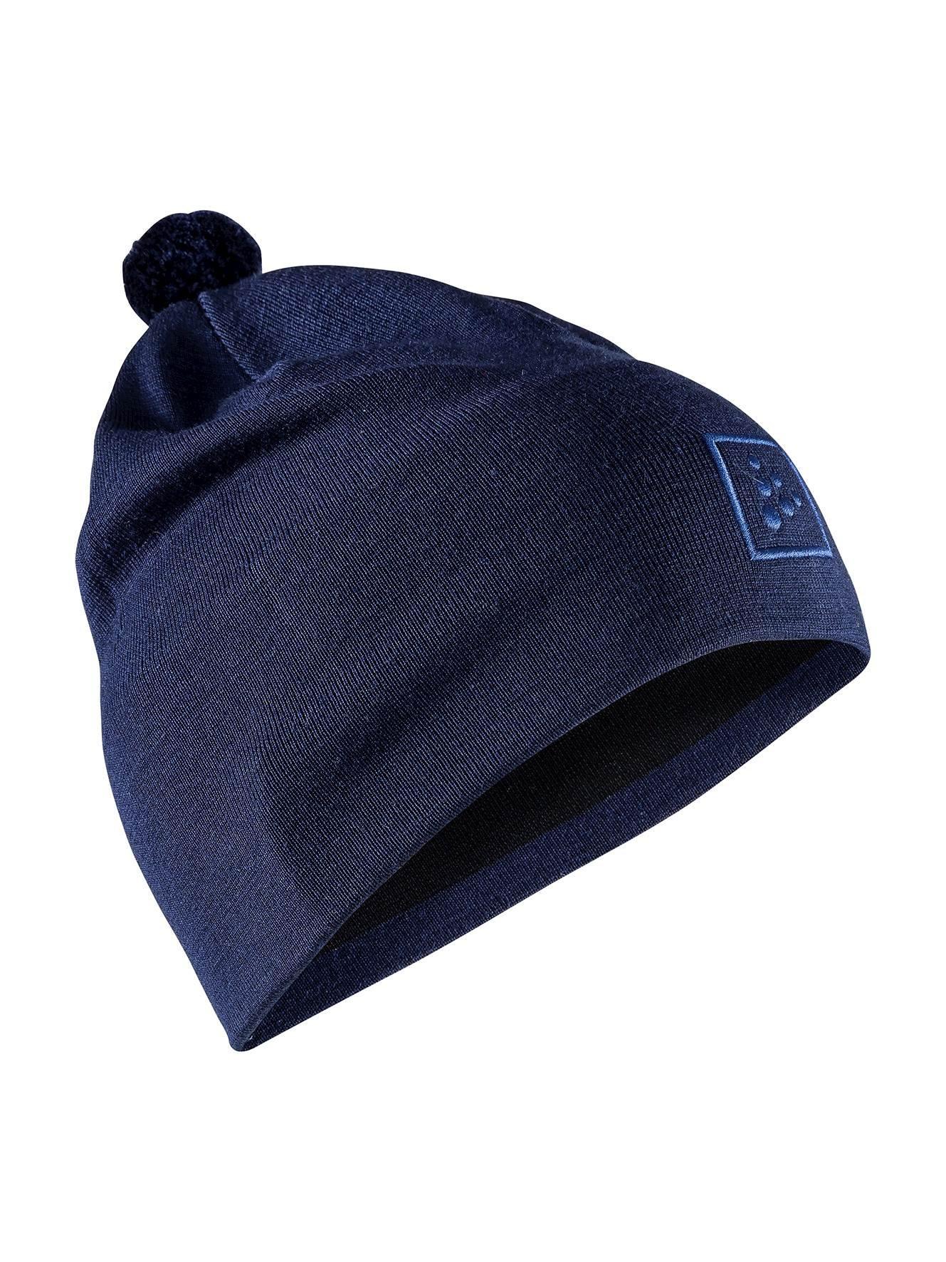 Craft Čiapky Practice Knit tmavo modrá