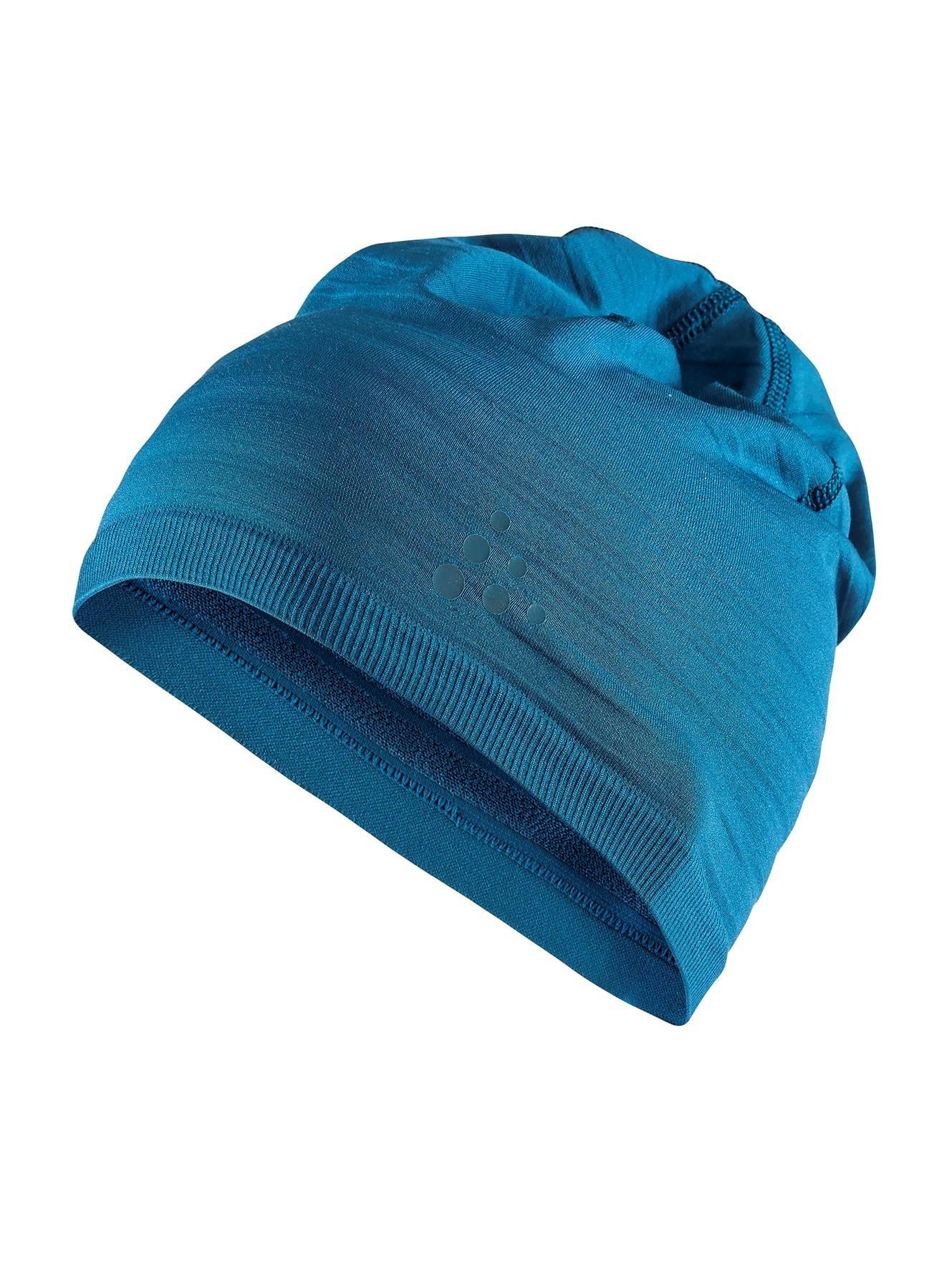 Craft Čiapky Warm Comfort Junior tmavo modrá