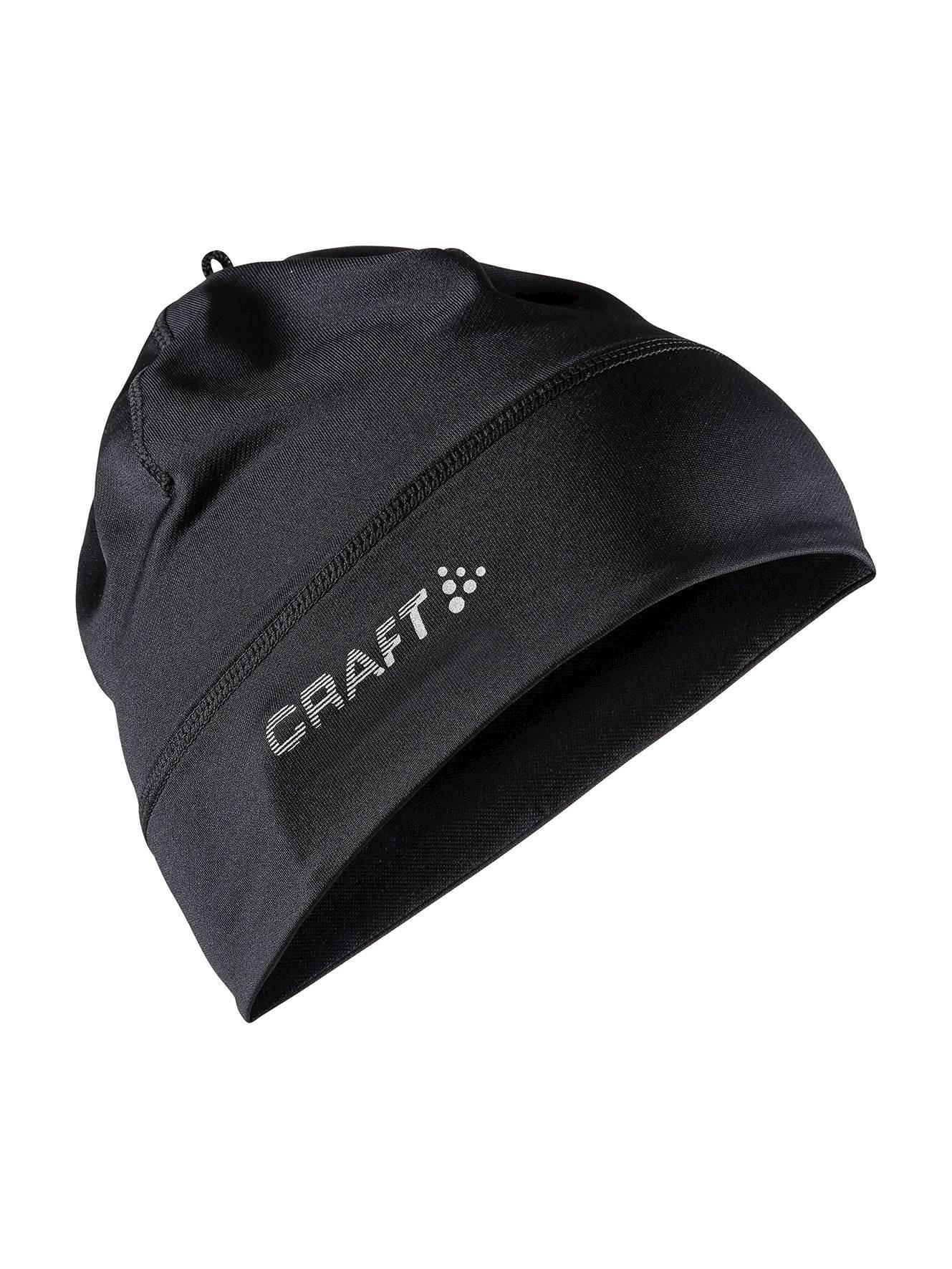 Craft Čiapky Repeat čierna