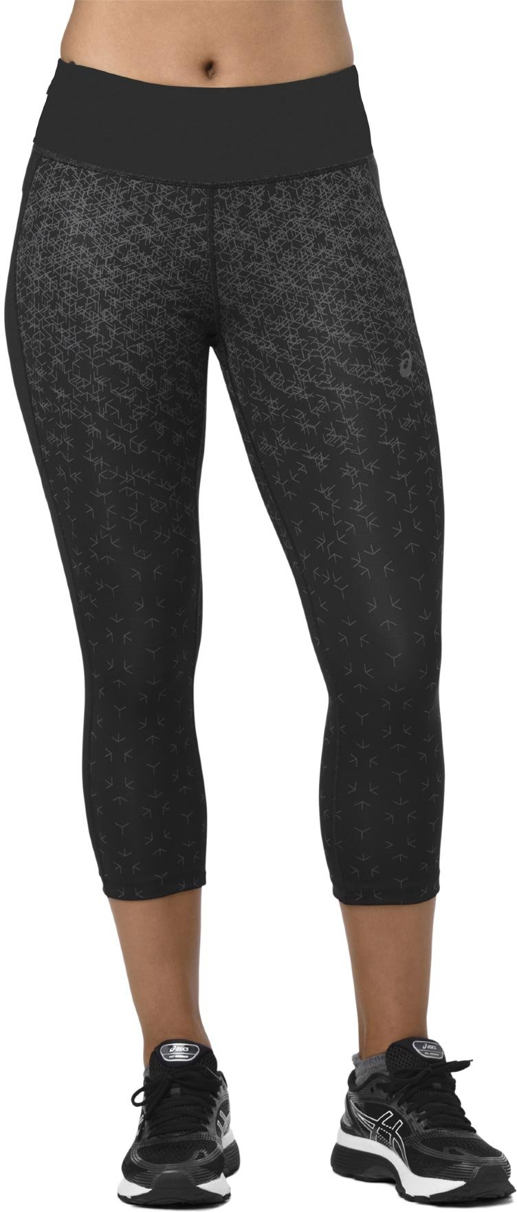 Asics Capri Tight Print S