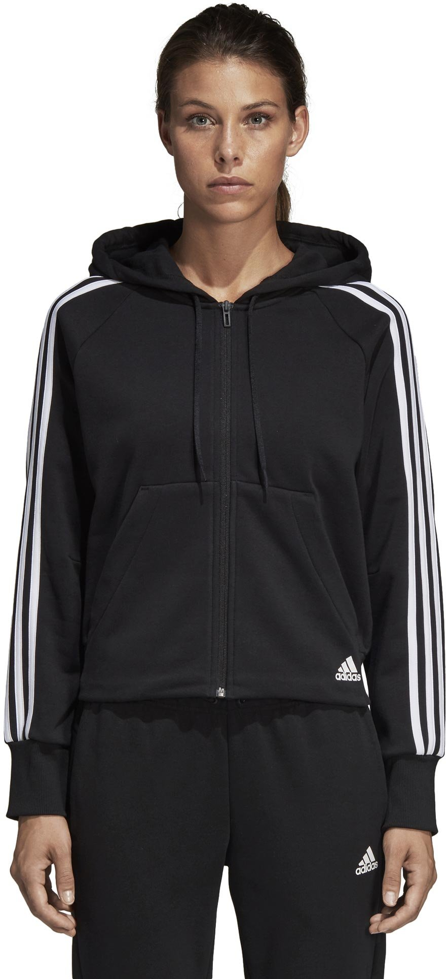 16885d246d adidas W Must Haves 3S French Terry Hoodie L