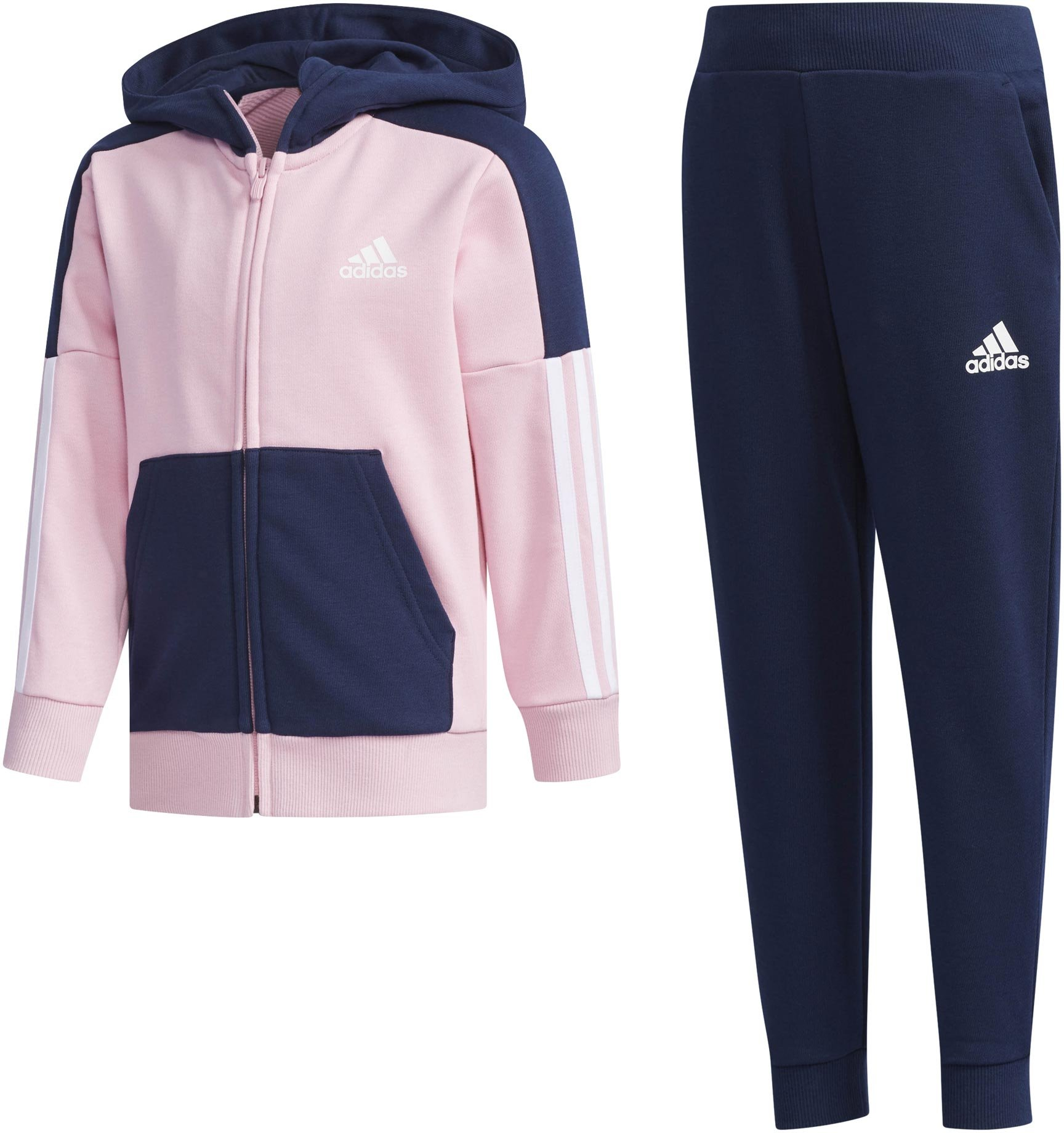 adidas Fitted Tracksuit 140