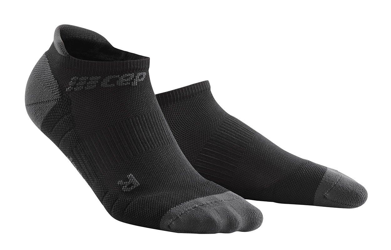 CEP Nízké ponožky 3.0 pánské černá / tmavě šedá III