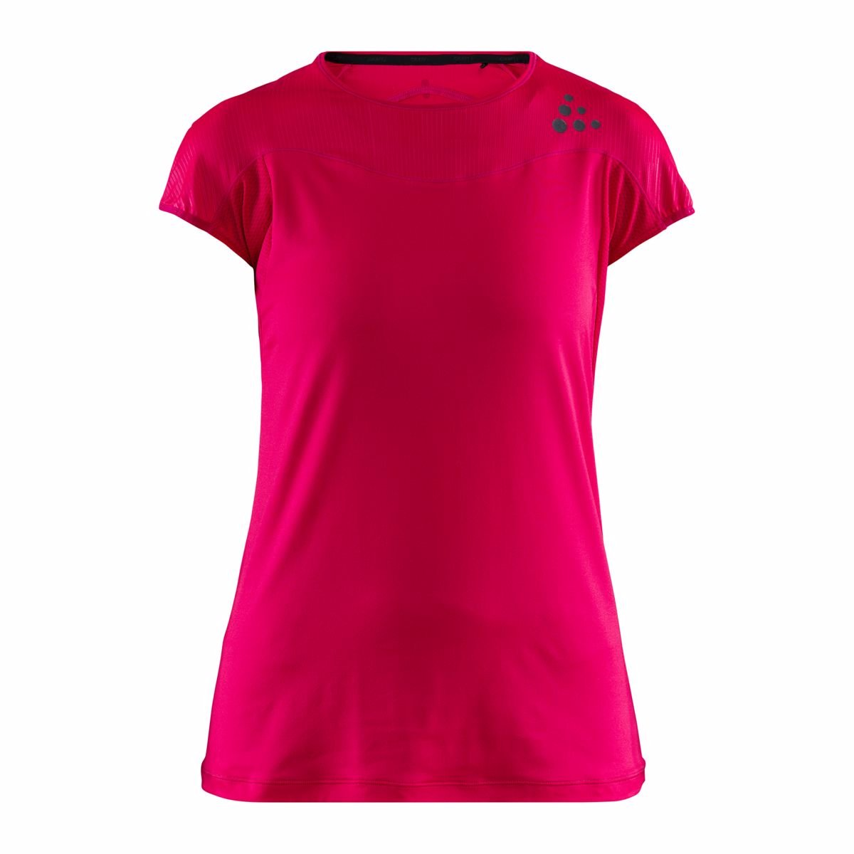 Craft W Tričko Shade SS ružová L