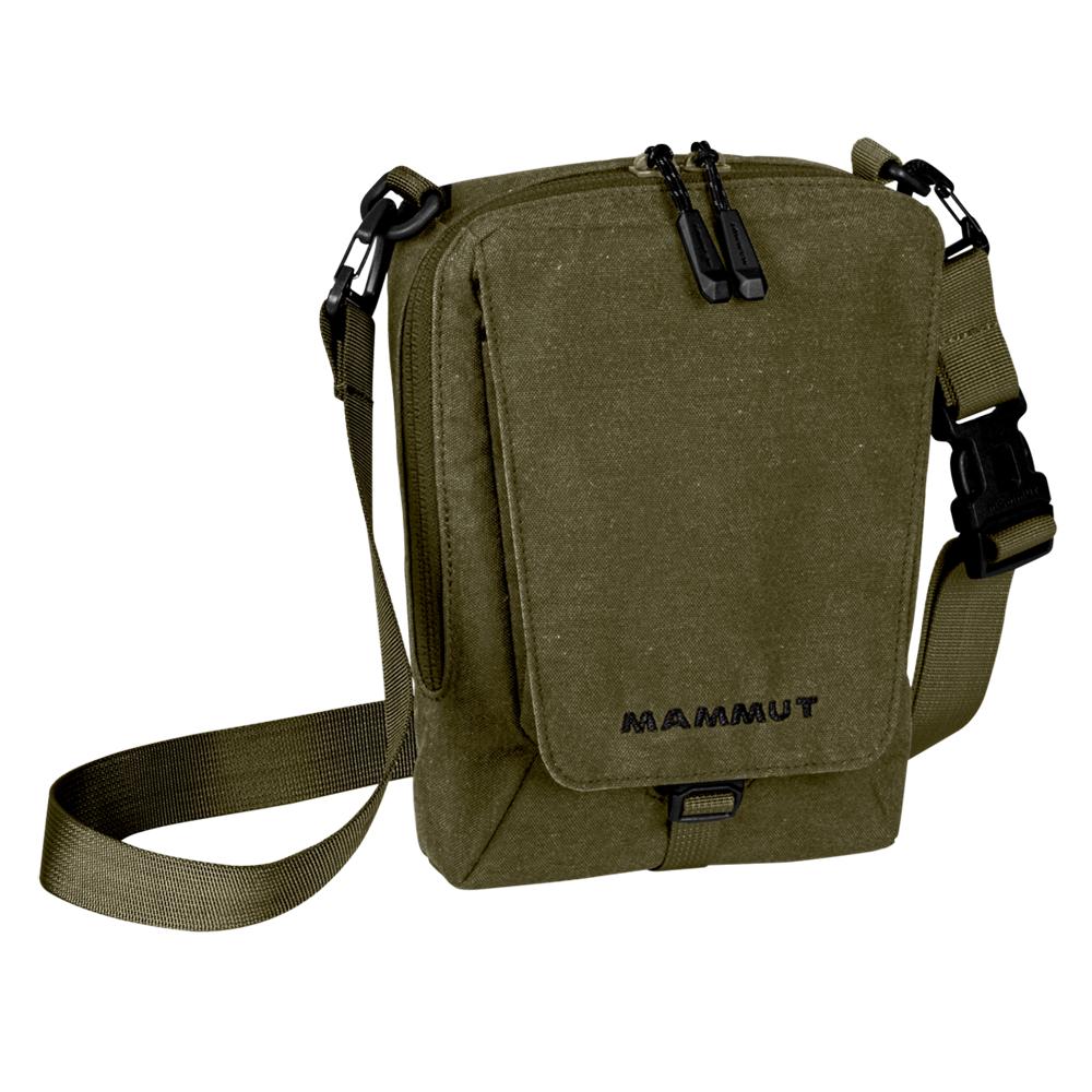 Mammut Tasch Pouch Melange Olive 4072