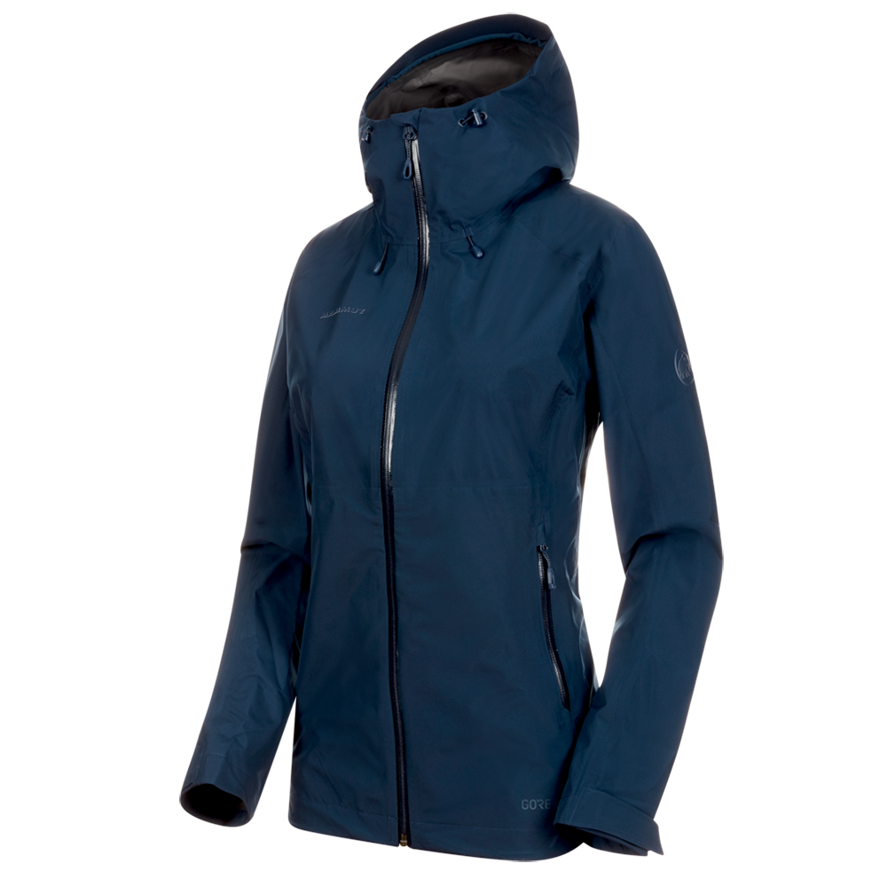 Mammut Conveo Tour HS Hooded Jacket Women (1010-26022) peacoat S