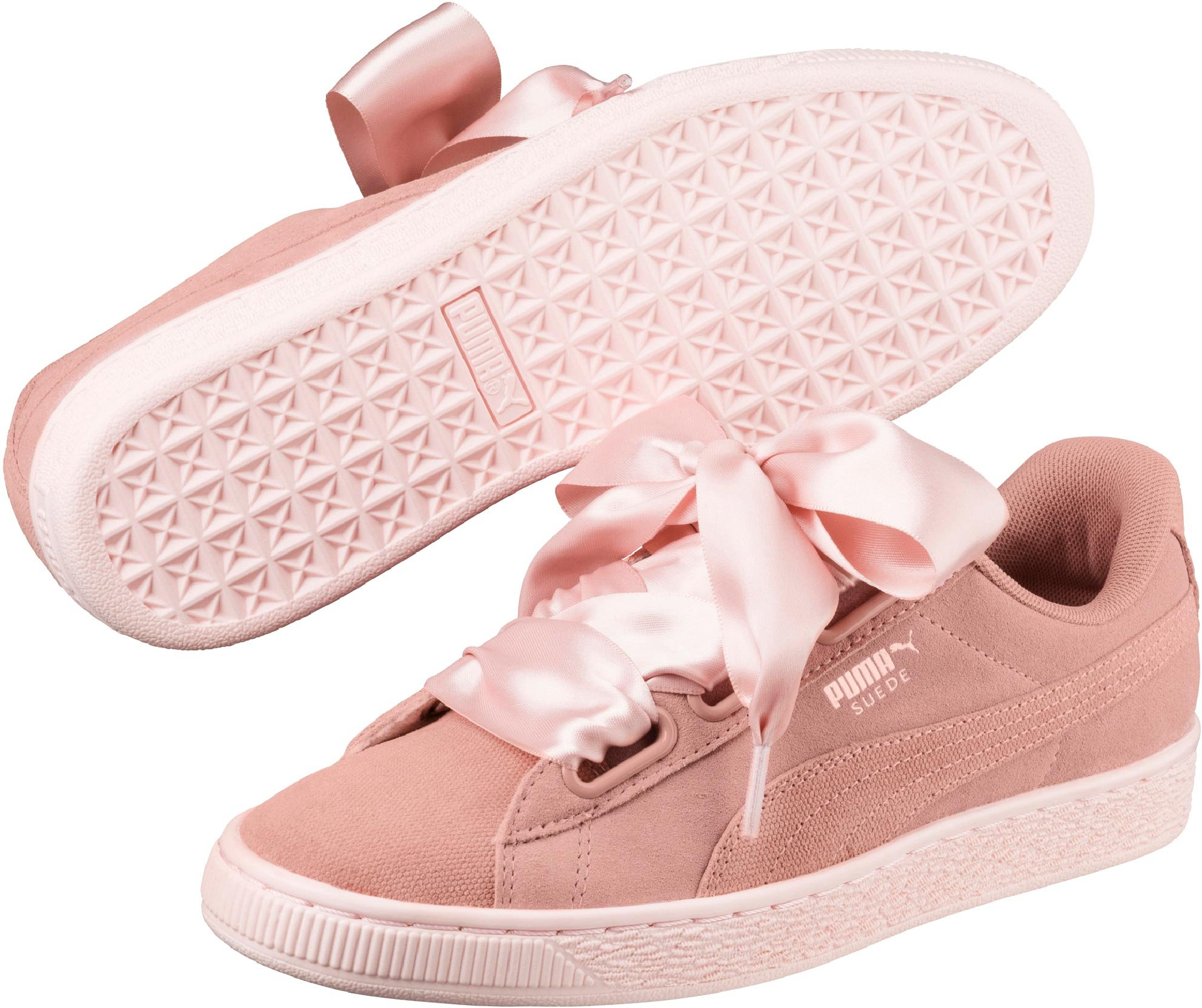 Puma Suede Heart Pebble Wn's 38,5