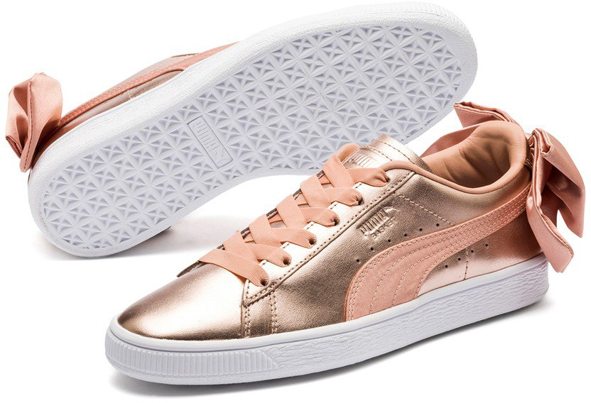 Puma Basket Bow Luxe Wn's 40