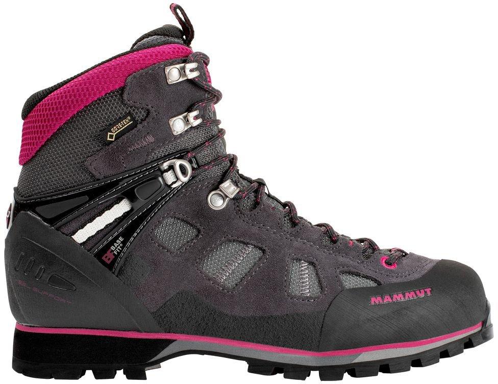 Mammut Ayako High GTX Women dark titanium-dark pink 42 2/3