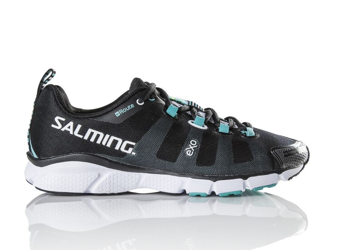 Salming enroute Women Black 36