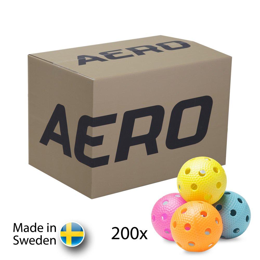 Salming Aero Floorball Colours 200-pack