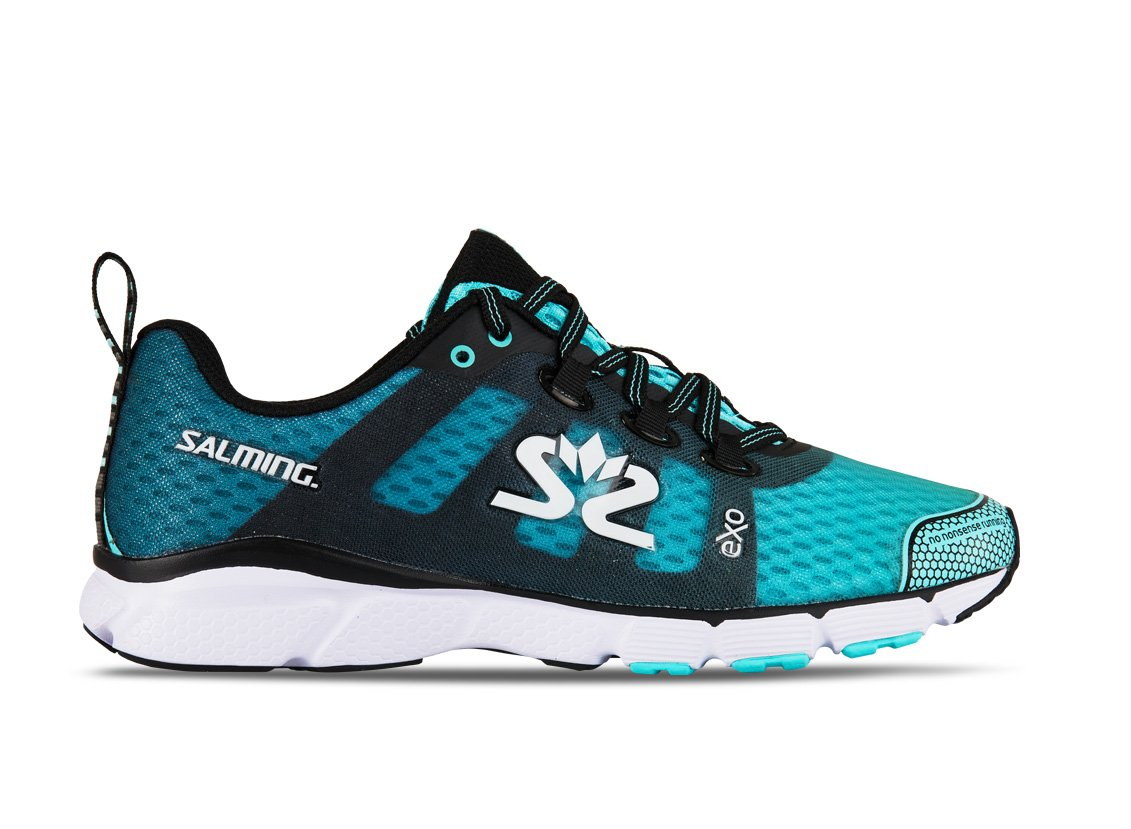 Salming enRoute 2 Women Aruba Blue/Black 36