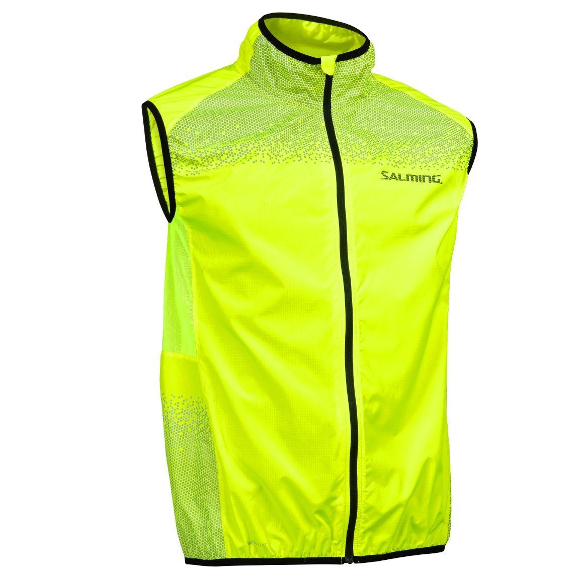 Salming Skyline Vest Men Safety Yellow XL