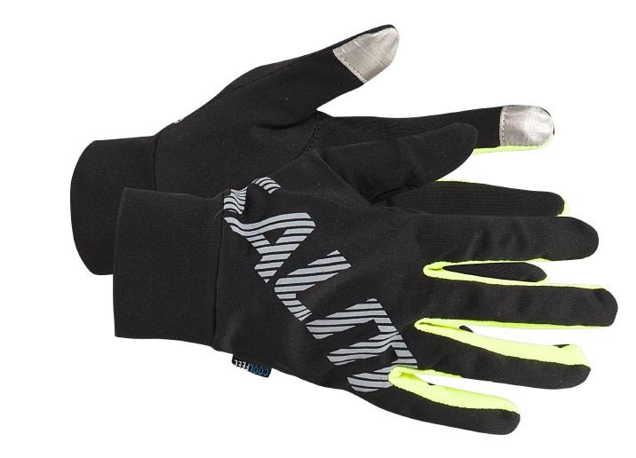 Salming Running Gloves Black XS