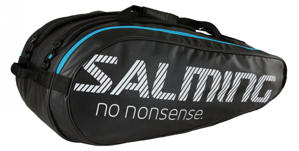 Salming ProTour 12R Racket Bag Black