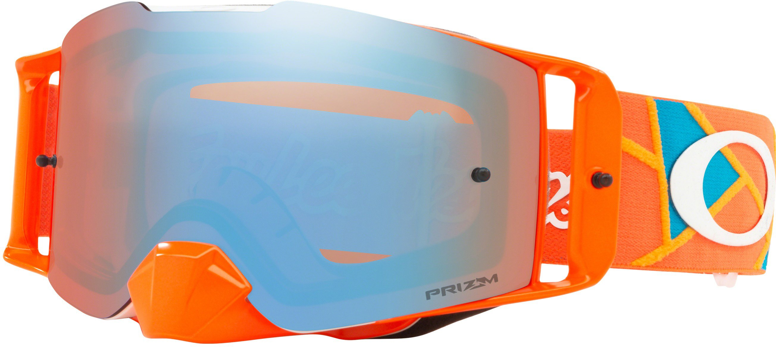 010b10c03 Oakley Front Line MX Troy Lee Designs Series Goggles