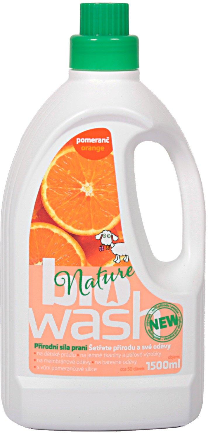BioWash pomeranč, 1500 ml