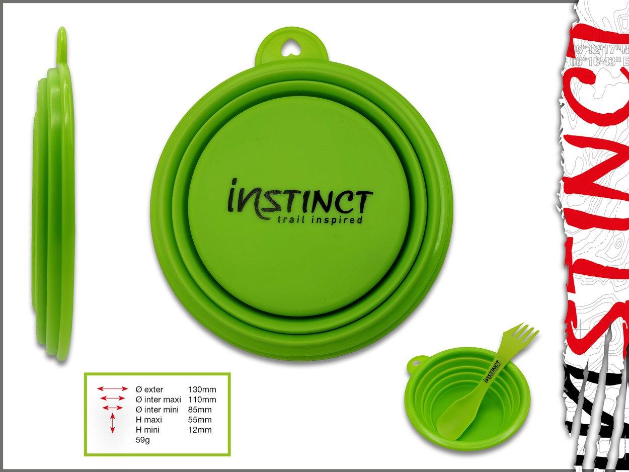 InStinct Collapsible Bowl