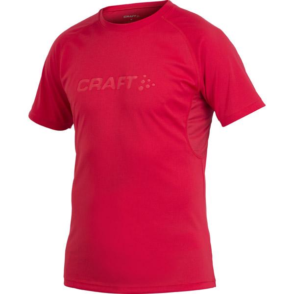 Craft Tričko Prime červená XL