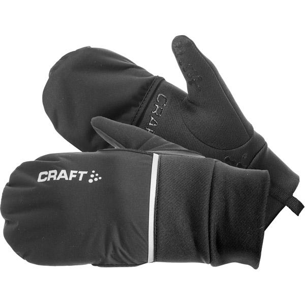 Craft Rukavice Hybrid Weather černá XL
