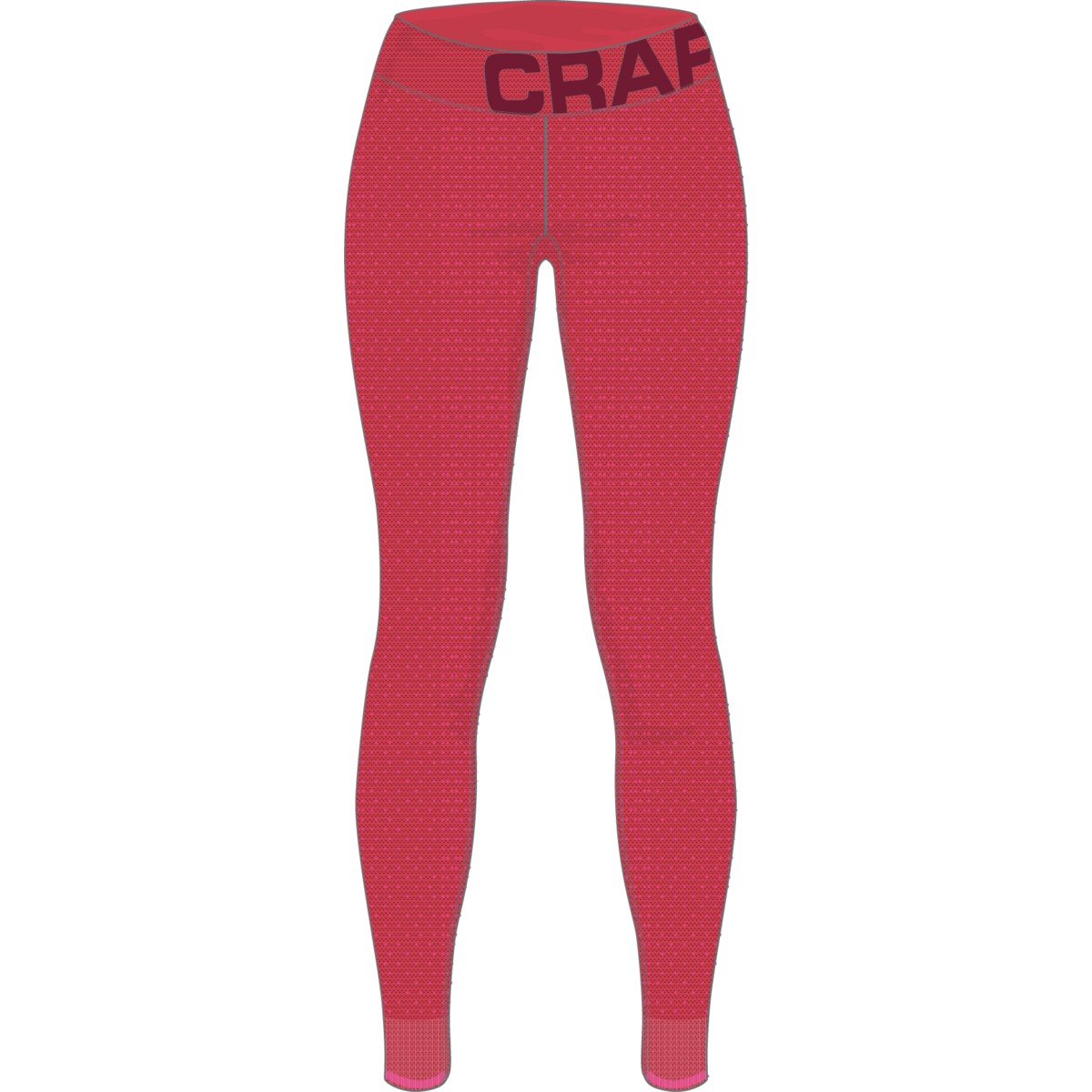 Craft W Spodky Warm Intensity červená XS