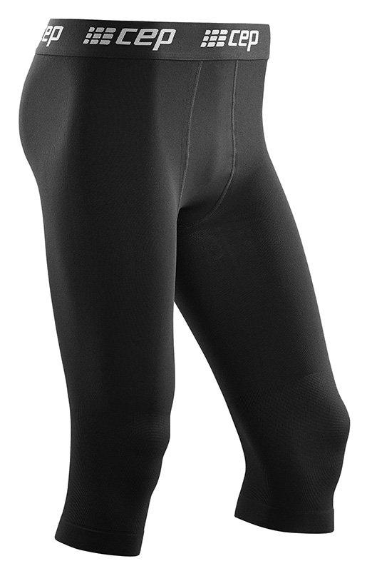 CEP 3/4 lyžařské kalhoty BASE pánské černá II