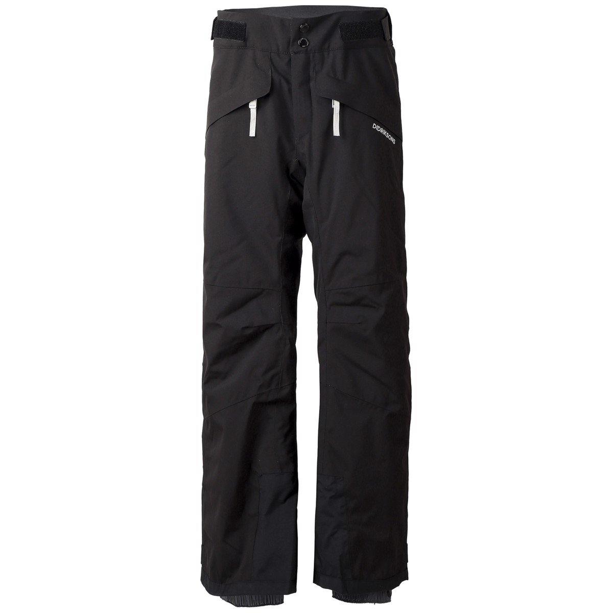 Didriksons Kalhoty SVEA dívčí černá 140