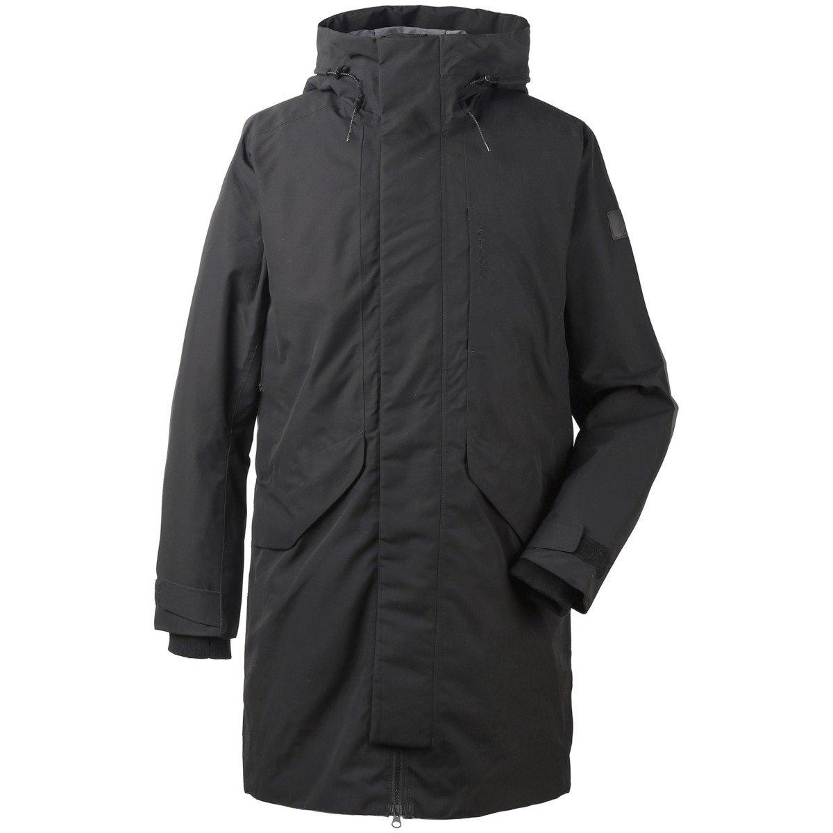 Didriksons Kabát KENNY pánský černá XL
