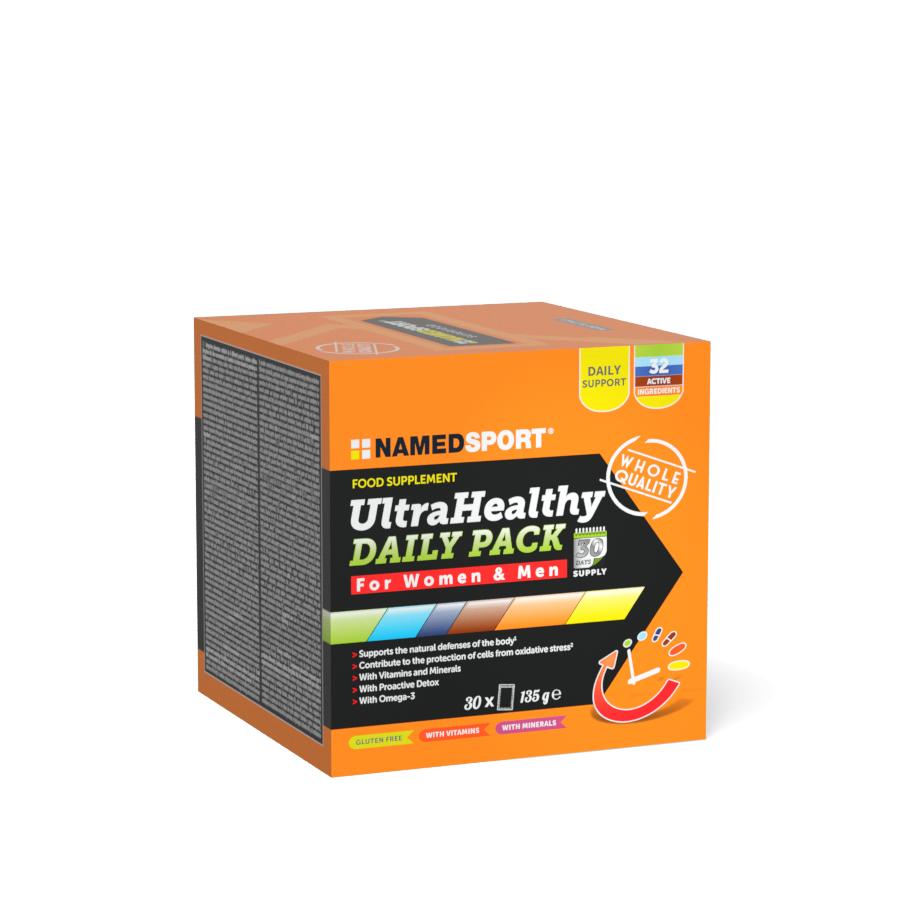 NAMEDSPORT Ultra Healthy DAILY PACK, 30 sáčků = 135g