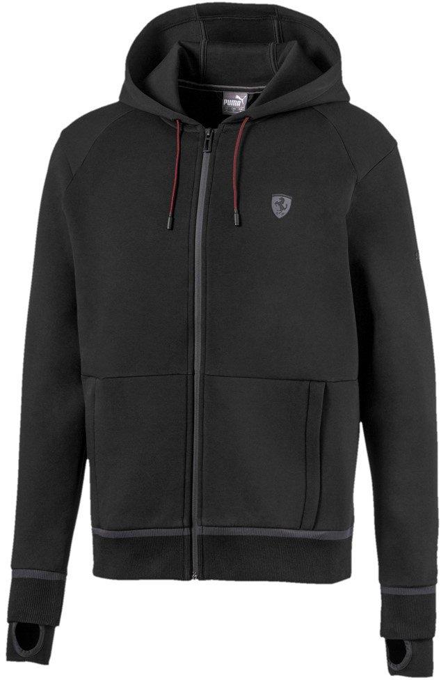 Puma Ferrari Hooded Sweat Jacket XS