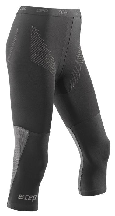 CEP 3/4 sportovní kalhoty BASE dámské černá I