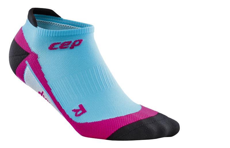 3a0c37d730b CEP Nízké ponožky dámské havajská modř   růžová II