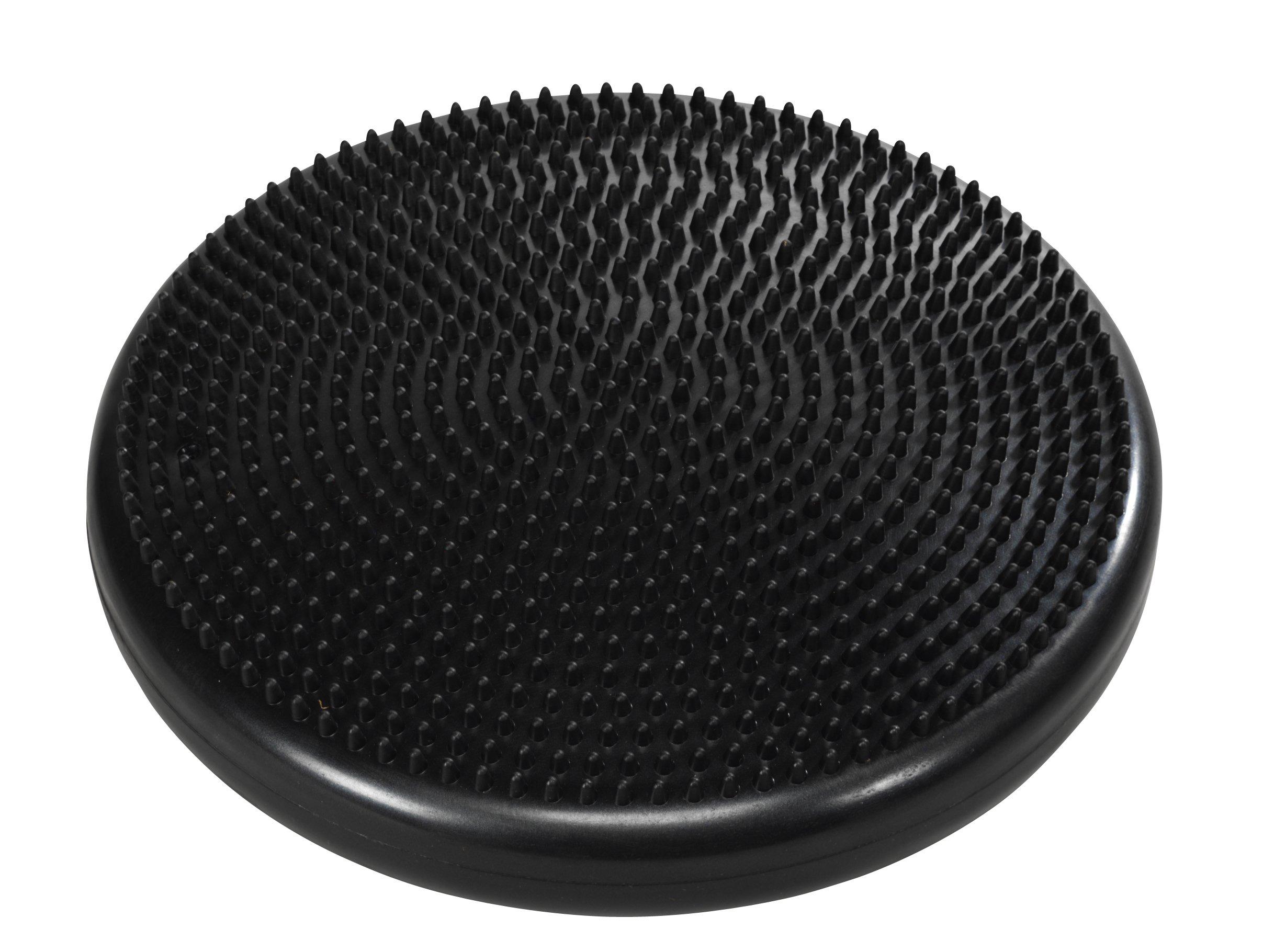 Balanční podložka Bamusta, 35cm, černá, Trendy Sport